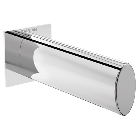 Bristan Flute Wall Mounted Bath Spout