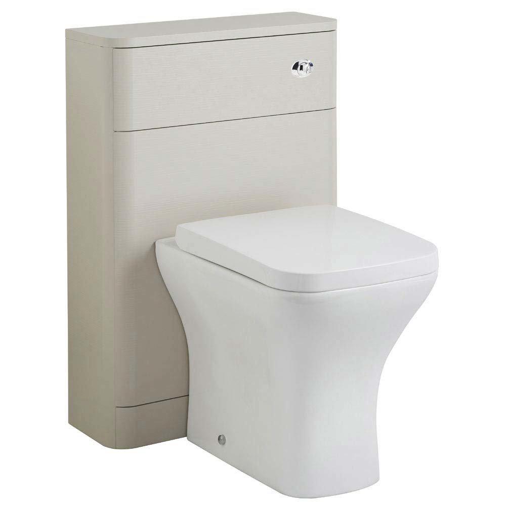 Hudson Reed Sarenna 500mm WC Unit - Cashmere Large Image