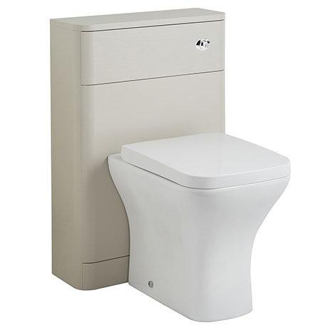 Hudson Reed Sarenna 550mm WC Unit - Cashmere