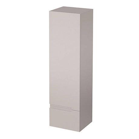 Urban 400mm Wall Hung Tall Unit - Cashmere