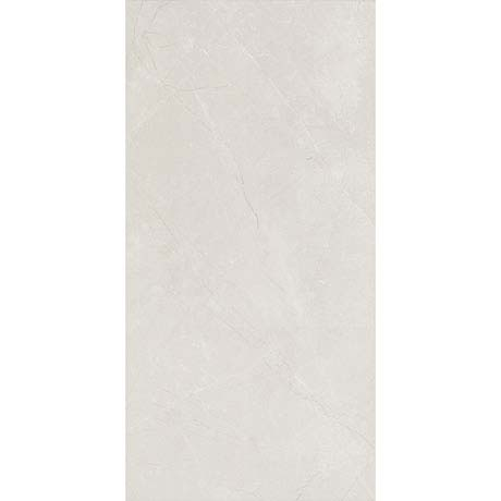 Faro White Matt Wall Tiles - 25 x 50cm
