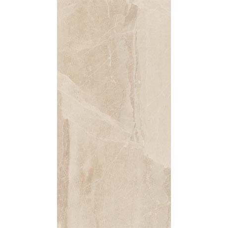 Gio Beige Gloss Marble Effect Wall Tiles - 30 x 60cm