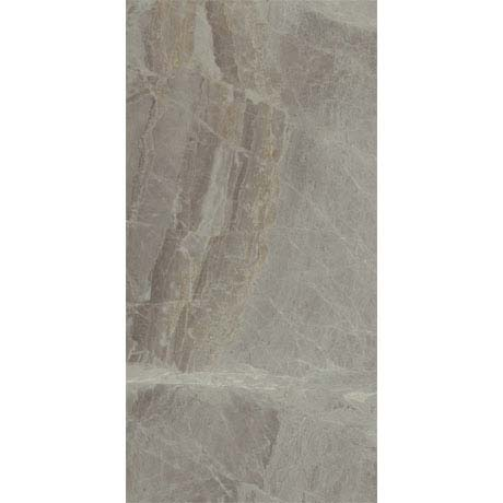 Gio Grey Gloss Marble Effect Wall Tiles - 30 x 60cm