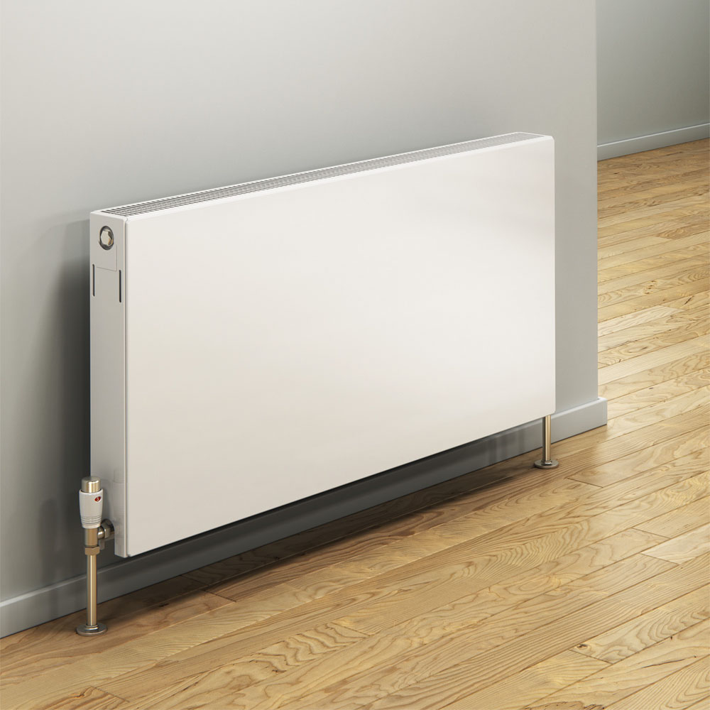 Reina Panflat Type 11 Flat Panel Radiator - White Large Image