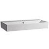 Tavistock Forum 900x420mm Ceramic Countertop Basin - FR90C profile small image view 1