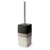 Fusion Toilet Brush & Holder profile small image view 1