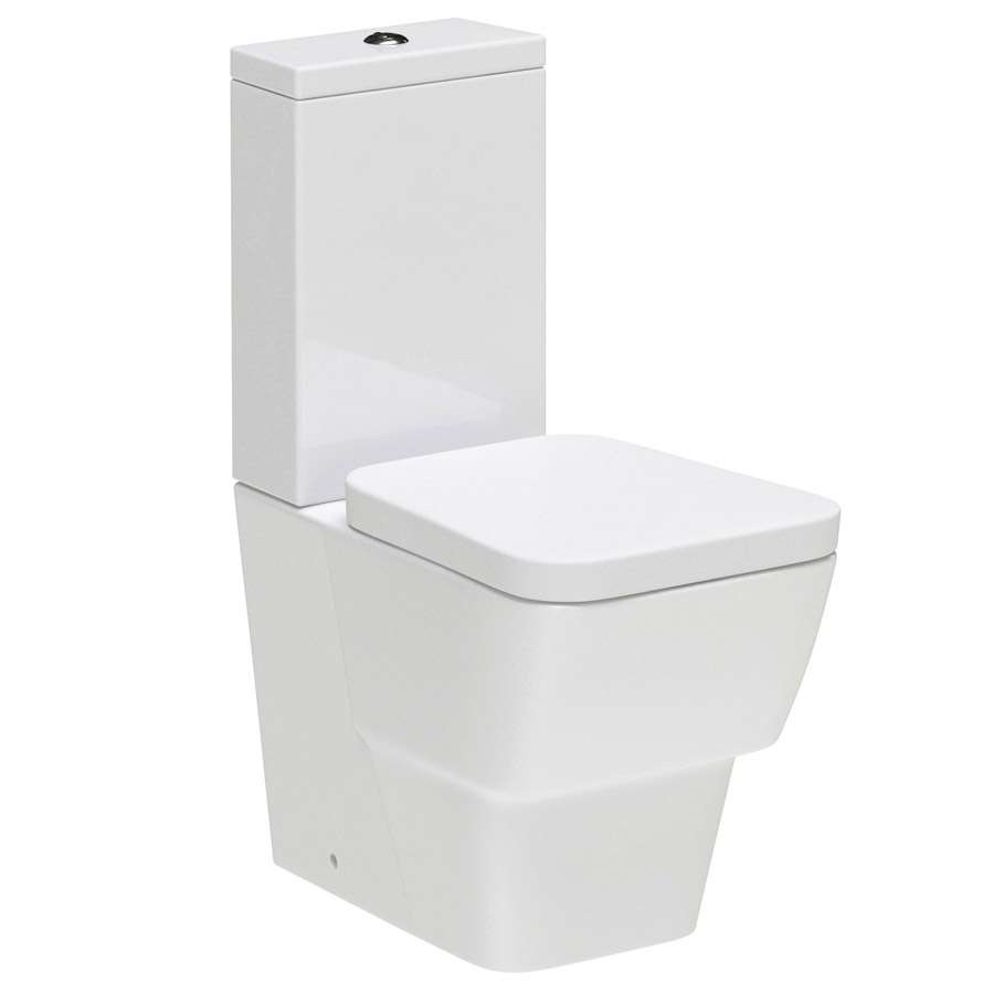 Cambria Double Ended Curved Freestanding Bath Suite Profile Large Image