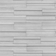 Fine Decor Light Grey Ceramica Slate Tile Wallpaper Medium Image