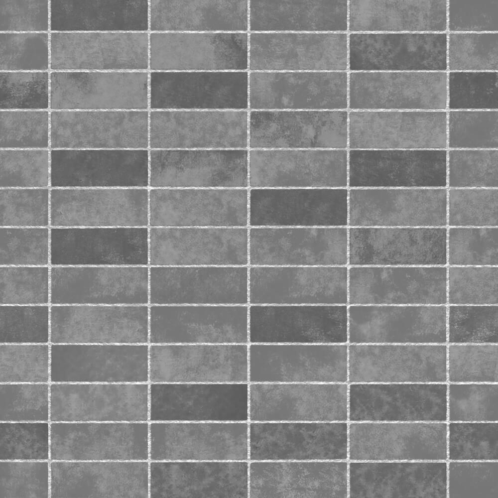 Slate Ceramica Stone Tile Wallpaper
