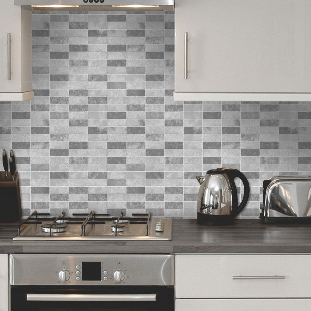 Fine Decor Stone Ceramica Stone Tile Wallpaper Profile Large Image