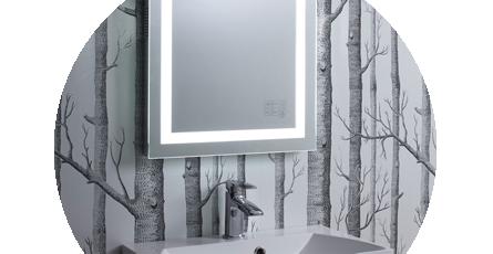 Fog Free Mirrors