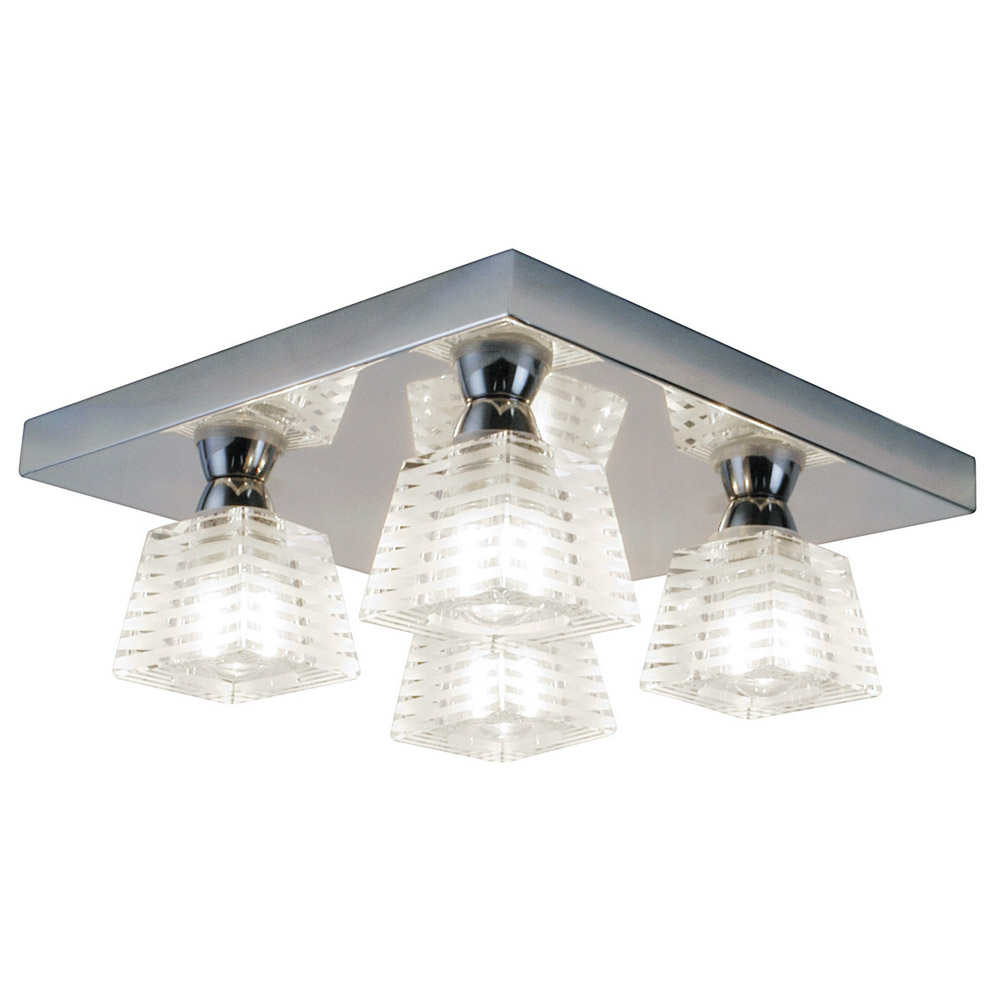 Forum - Aquila 4 Light Ceiling Fitting - SPA-PR-16098 profile large image view 1