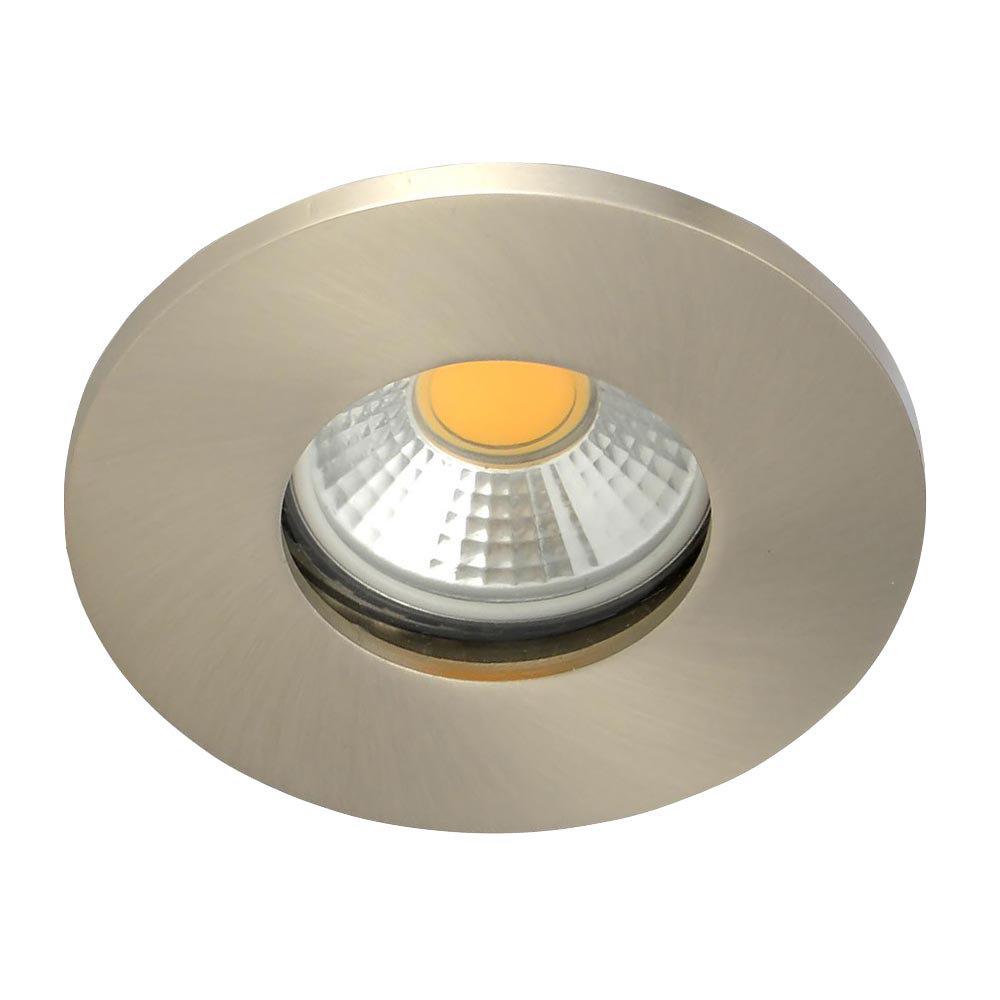Forum Electralite IP65 Satin Chrome Downlight - ELA-27467-SCHR Large Image