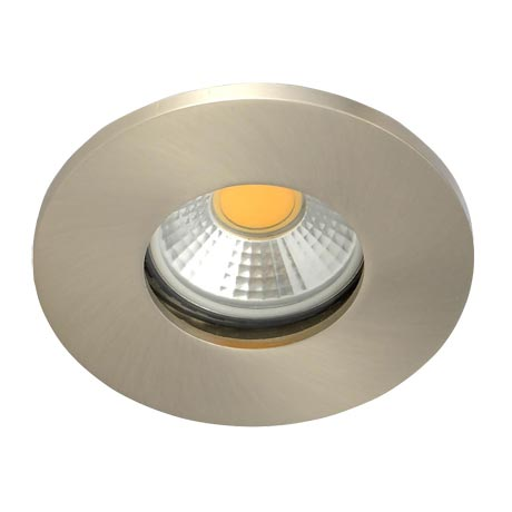 Forum Electralite IP65 Satin Chrome Downlight - ELA-27467-SCHR