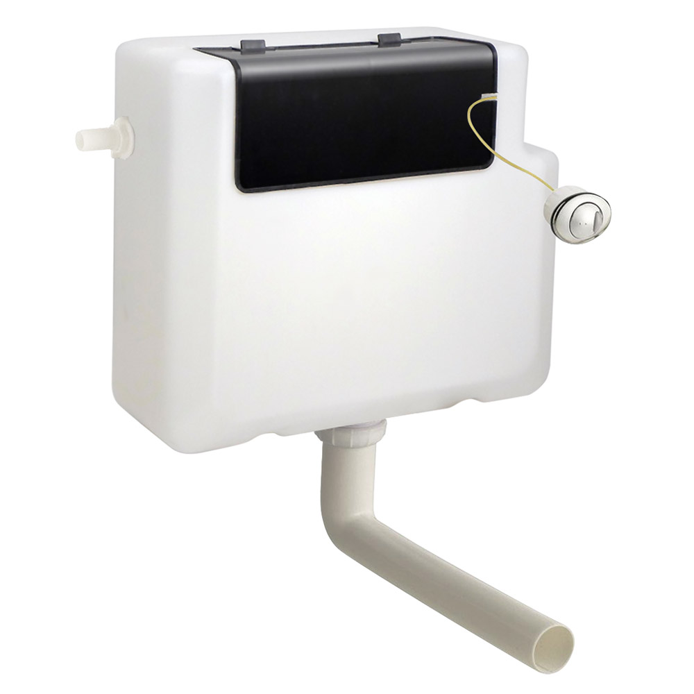 Front & Top Access Dual Flush Concealed WC Cistern - FAC001 Large Image