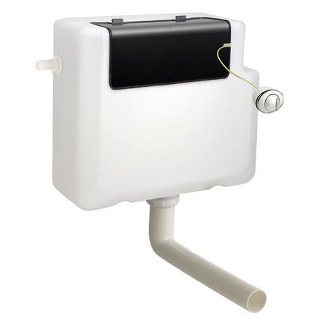 Front & Top Access Dual Flush Concealed WC Cistern - FAC001