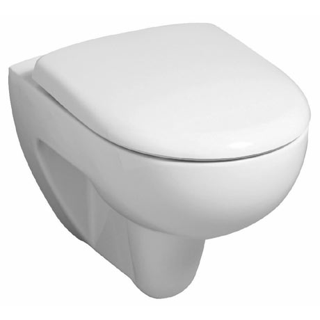 Twyford Galerie Rimfree Wall Hung Toilet