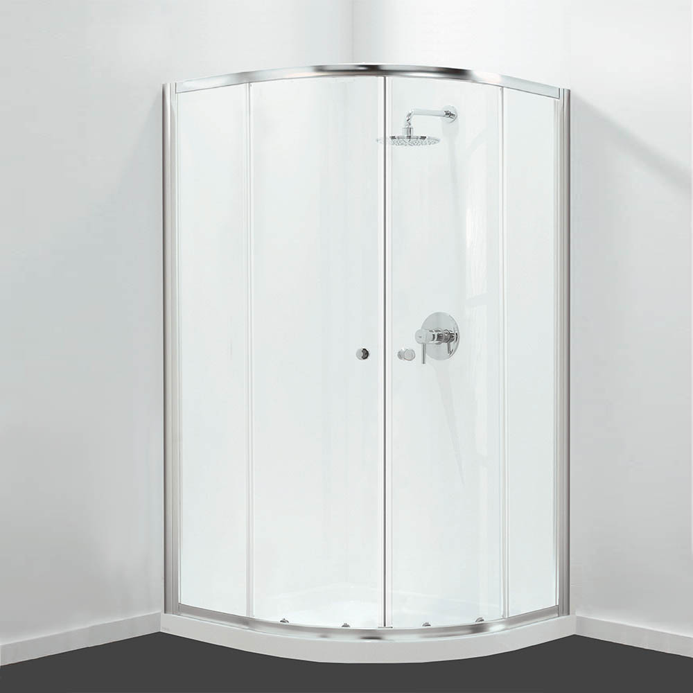 Coram GB Quadrant Shower Enclosure 800 x 800mm - GB5QD80CUC