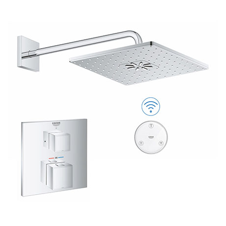Grohe Grohtherm Cube SmartConnect Shower Set