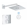 Grohe Grohtherm Cube SmartConnect Shower Set profile small image view 1