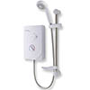 MX Options Solo QI 8.5kW Electric Shower - GCA profile small image view 1