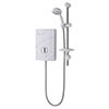 MX Inspiration QI 8.5kW Electric Shower - GCJ profile small image view 1
