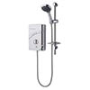 MX Inspiration Chrome QI 10.5kW Electric Shower - GCR profile small image view 1