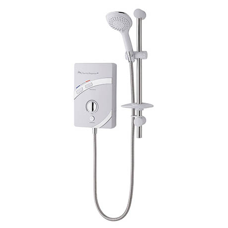 MX Thermo Response QI 8.5kW Electric Shower - GCU