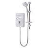 MX Thermo Response QI 8.5kW Electric Shower - GCU profile small image view 1
