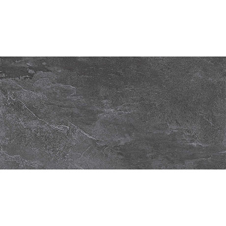 Gio Anthracite Marble Effect Wall & Floor Tiles - 300 x 600mm