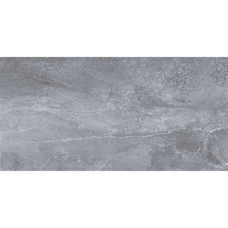 Gio Dark Grey Marble Effect Wall & Floor Tiles - 300 x 600mm