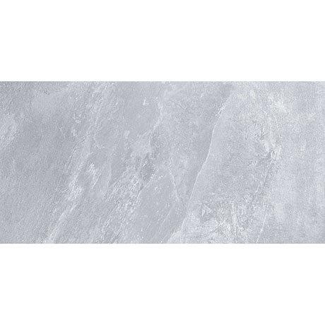 Gio Light Grey Marble Effect Wall & Floor Tiles - 300 x 600mm
