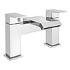 Glacier Waterfall Bath Filler profile small image view 1