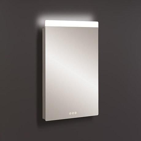 Crosswater Glide II Ambient Lit Illuminated Mirror - GL5080