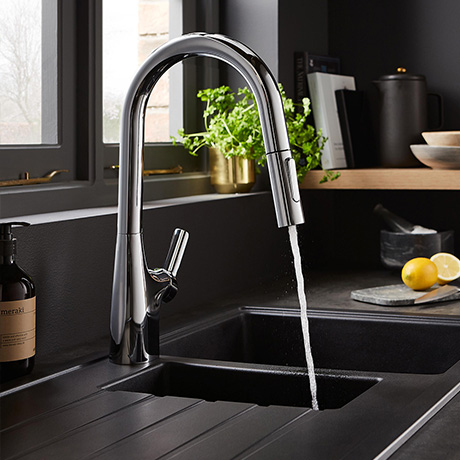 Bristan Gallery Pro Glide Professional Sink Mixer - GLL-PROSNK-C