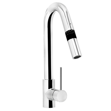 Bristan Gallery Smart Measure Sink Mixer - GLL-SMSNK-C