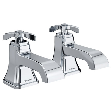 Bristan Glorious Basin Taps