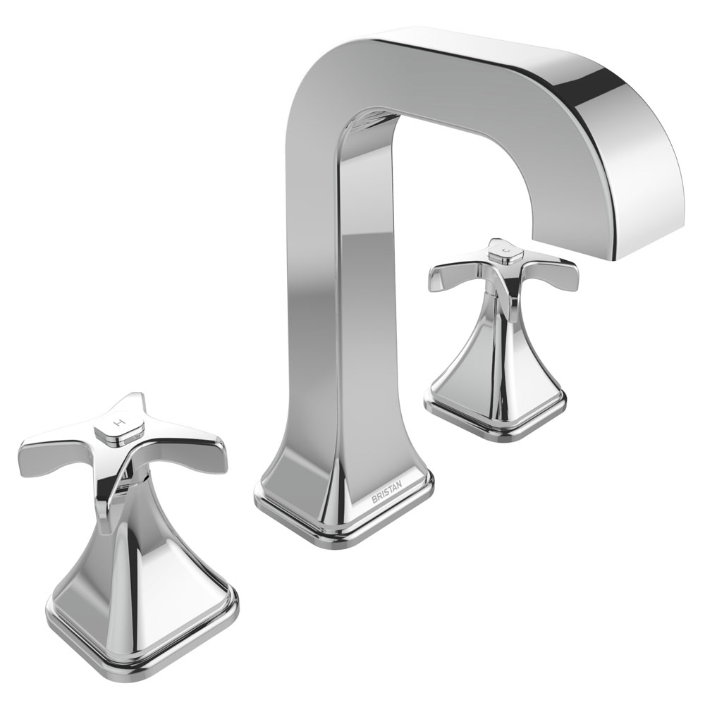 Bristan Glorious 3 Hole Basin Mixer profile large image view 1