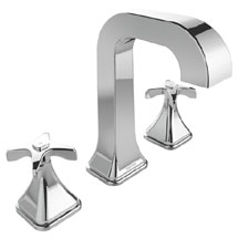 Bristan Glorious 3 Hole Basin Mixer Medium Image
