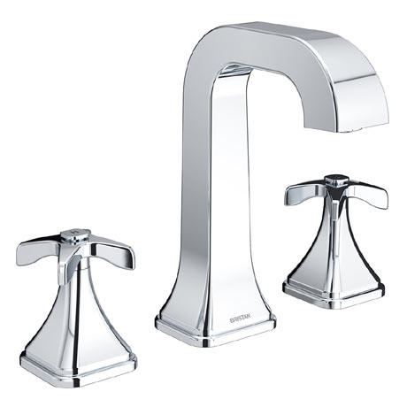 Bristan Glorious 3 Hole Basin Mixer