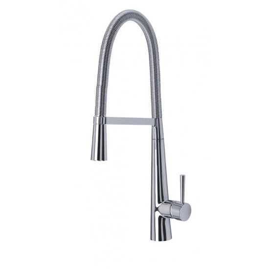 Mayfair - Go Go Mono Kitchen Tap with Pull Out Spout - KIT169 Large Image