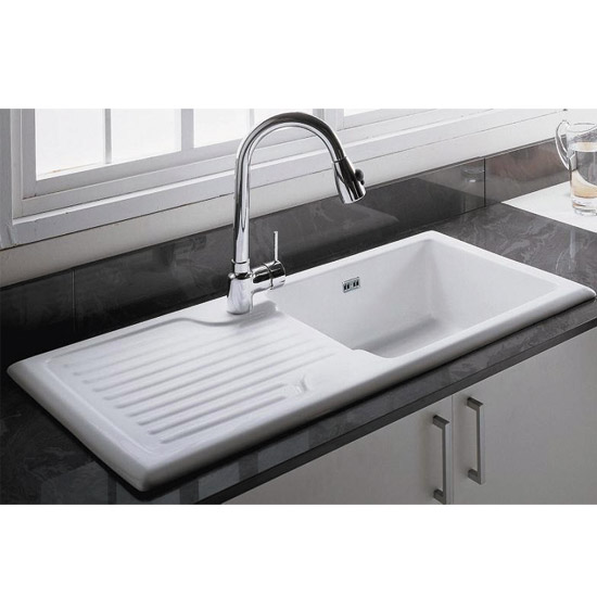 Commercial Kitchen Sink Drainer