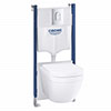 Grohe Solido Euro / Arena Complete WC 5 in 1 Pack profile small image view 1