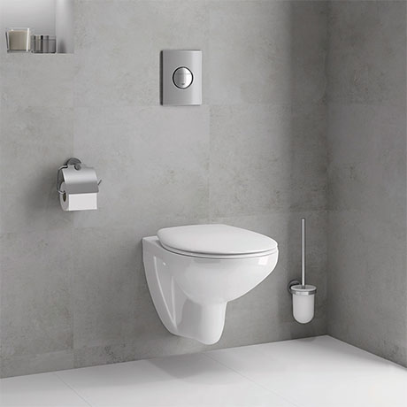 Grohe Solido Bau / Nova Cosmo Complete WC 5 in 1 Pack