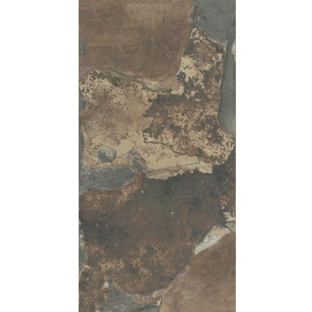 Grado Brown Tile (Matt Textured - 600 x 300mm) Standard Large Image