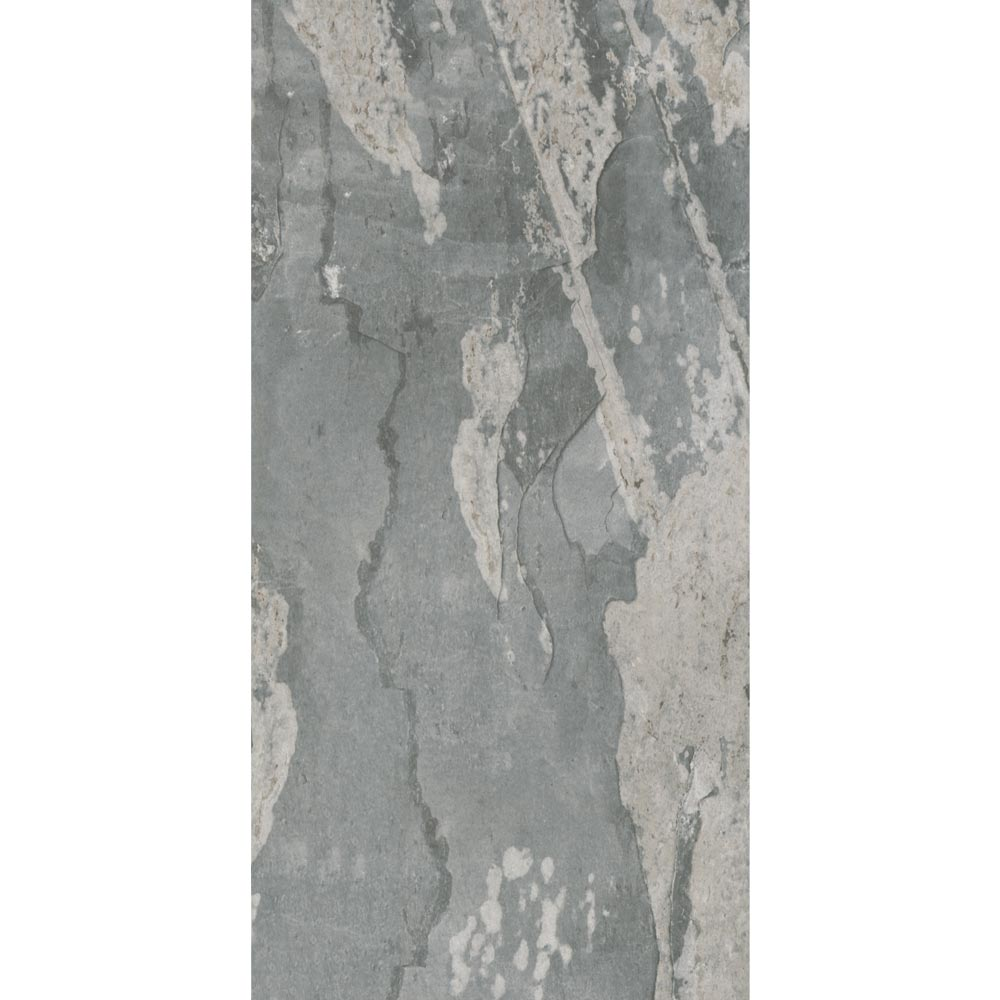 Grado Grey Tile (Matt Textured - 600 x 300mm) Standard Large Image