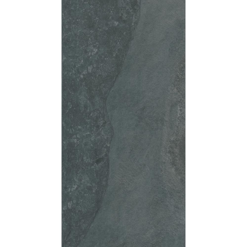 Grado Anthracite Tile (Matt Textured - 600 x 300mm) Newest Large Image