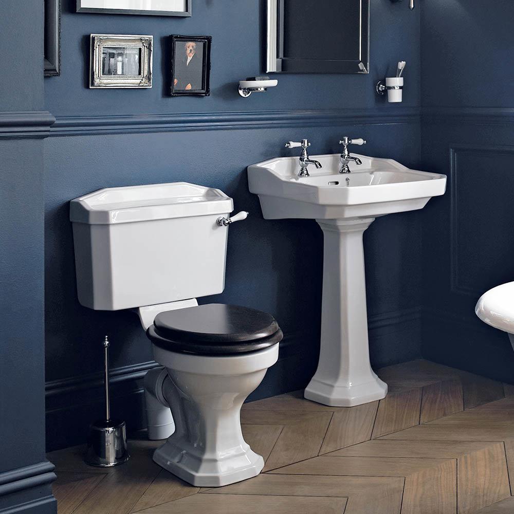 Heritage Granley Traditional 4-Piece Bathroom Suite