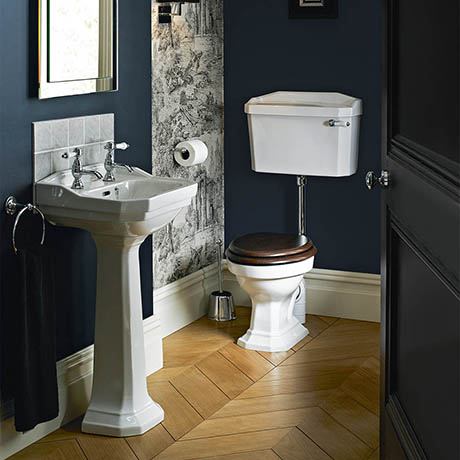 Heritage Granley Traditional Cloakroom Suite