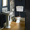 Heritage Granley Traditional Cloakroom Suite profile small image view 1